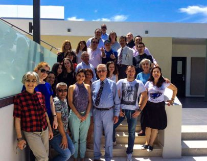Kos Summer School May 2015