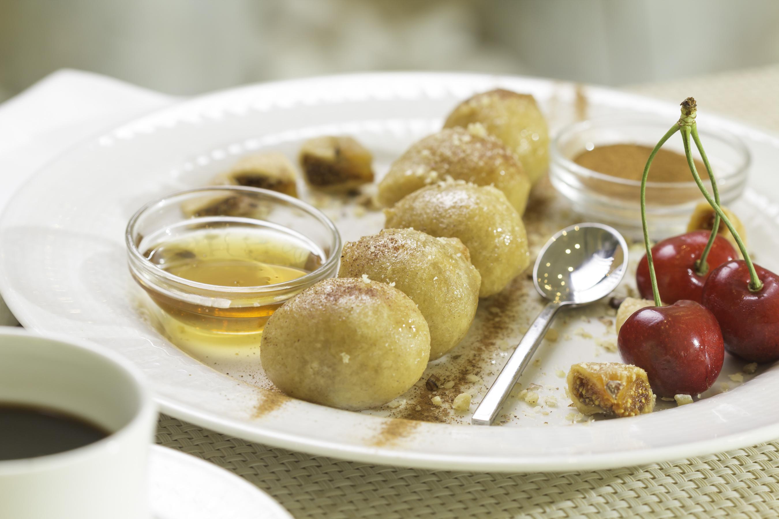 Traditional Greek Desserts