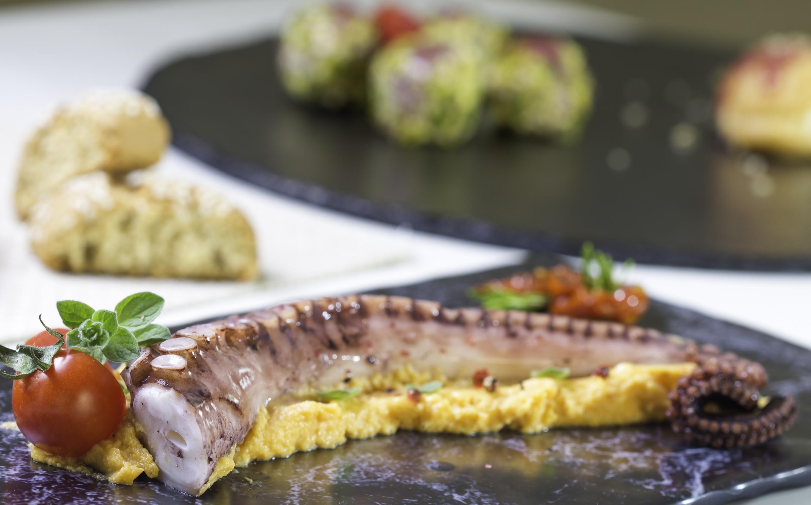 Traditional Greek Cuisine